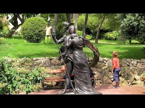 Monaco: St Martin Gardens (Les Jardins St Martin) [HD] (videoturysta)