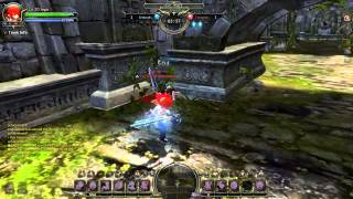 Dragon Nest - PVP - lvl 70 Destroyer vs lvl 70 Gladiator