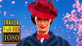 Mary Poppins Returns Official Teaser Trailer #1 - Emily Blunt Walt Disney Pictures Movie HD
