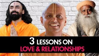 3 MUST Things to Know Before You Fall in Love  Relationship Advise from Guru
