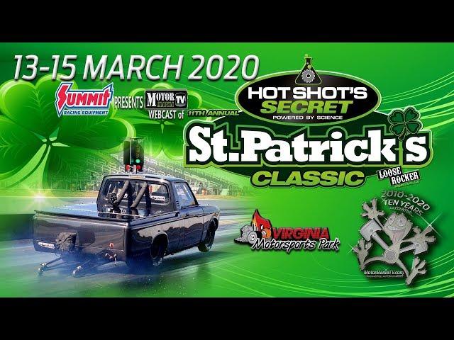 11th Annual St Patrick's Classic - Thursday