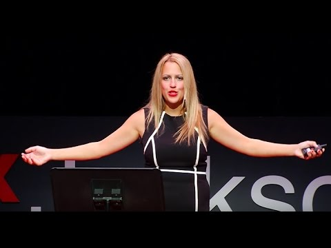 Where is the Sunshine? My Journey as a Mental Health Survivor | Jeanine Hoff | TEDxJacksonville