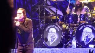 Black Sabbath - Age of Reason, Live in Phoenix, AZ 8/30/13 HD