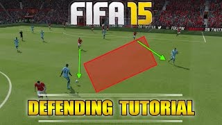 Fifa 16 (15) | Defending Tutorial | How to defend in Fifa 15 | Tips & Tricks | by PHDxG