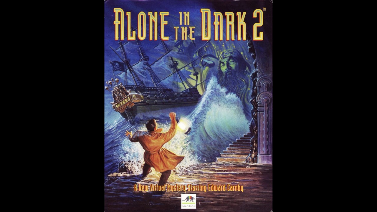 Alone In The Dark 2 Ost Dos 09 Naughty Girl Youtube