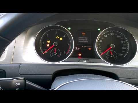 VW Golf 7 1.6TDI Bluemotion Cheat Mode