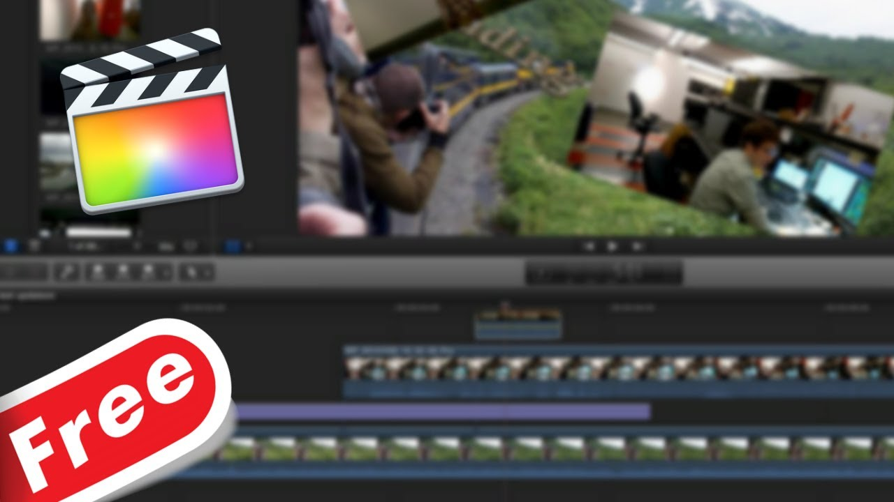 How To Download Final Cut Pro X For FREE - Latest Version [MAC]