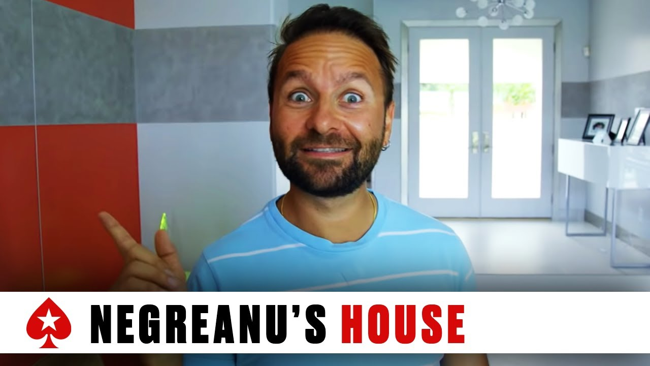 Daniel Negreanu house in Lavish