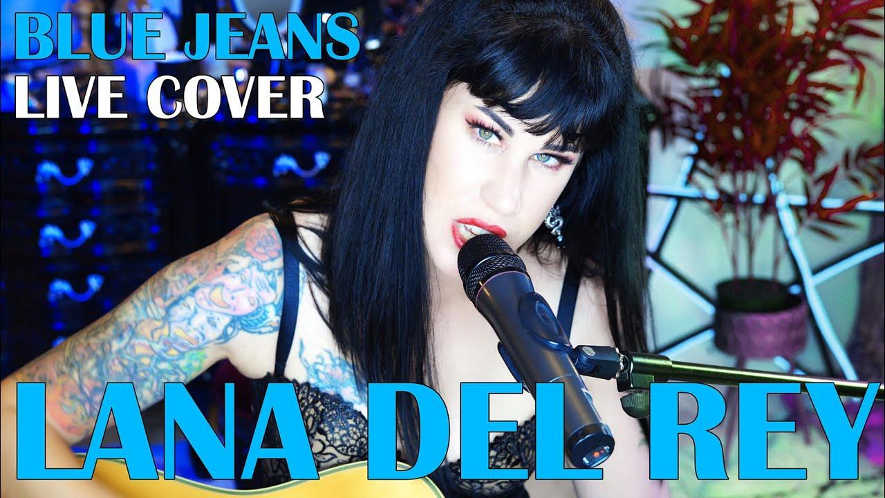 Blue Jeans (cover) By Lana Del Rey | Avelina De Moray