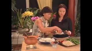 Thai Food Tuna Curry