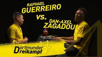 Rapha Guerreiro vs. Daxo Zagadou: The Dortmund Triathlon - Pop-up Pirate, BVB fishing, HalliGalli