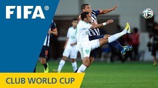 Moroccan hosts stun Monterrey in extra time