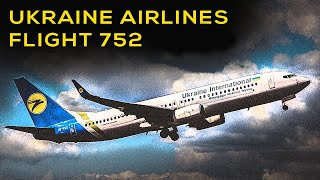 UKRAINE AIRLINES FLIGHT 752 UPDATE ukraineairlines #cabincrew #aviation Whats happened to boeing 737-800, was it a human error or was it technical. This is my viewpoint as a cabincrew.
