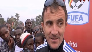 Micho to look to home-based players ahead of Comoros match