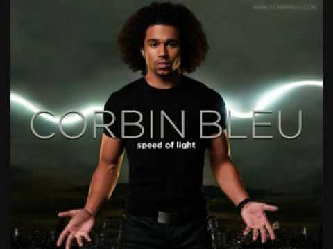 corbin bleu  Speed Of Light  Full song (remix)