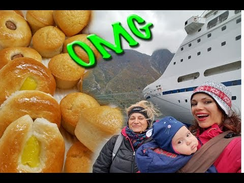 OMG! All Vegan Ocean Cruise with my Mom & Baby VLOG12