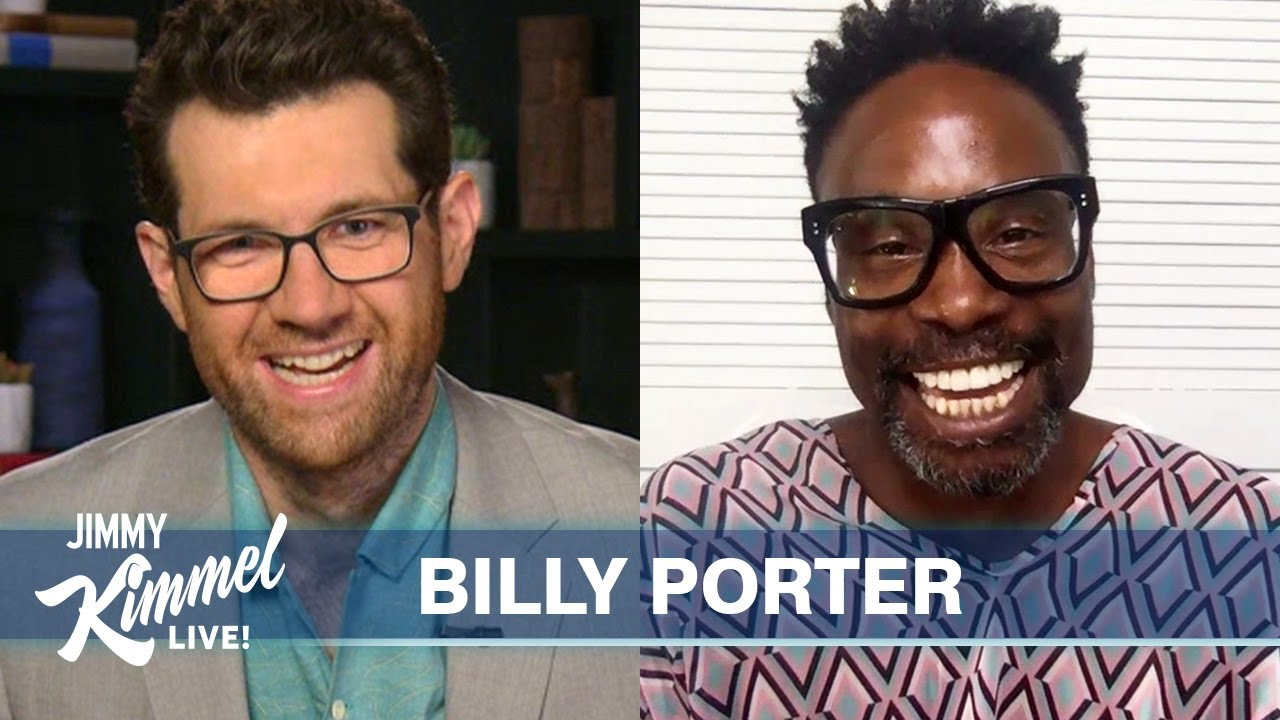 Guest Host Billy Eichner Interviews Billy Porter – Homophobia & Transphobia in the Black Community