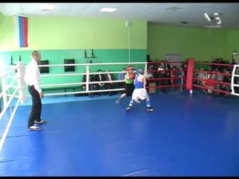 Соревнования по боксу в Радужном
