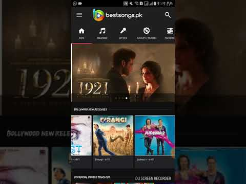 Best songs.pk a great app and easy user interface