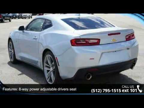 Covert Chevy Hutto >> 2017 Chevrolet Camaro 2lt Covert Ford Chevrolet Hutto