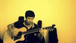 Mưa trên biển vắng ( guitar )