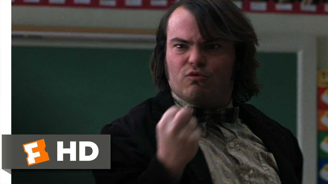 Bass off jack black