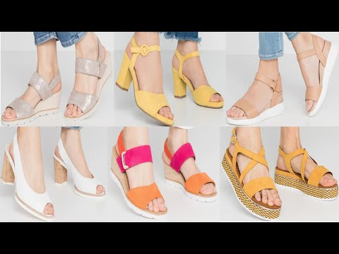 colourful-comfortable-and-stylish-new-sandals-designs-2020-||-footwears-designs-#fashion4allbyrahat