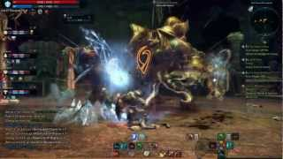 TERA Online - Gameplay: Bastion of Lok