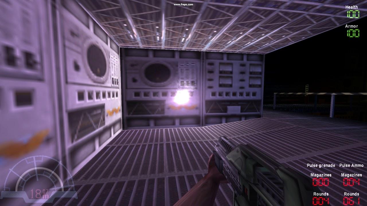 Alien VS Predator 2000 with Ray Tracing  | guru3D Forums