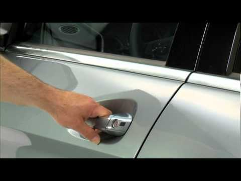 Mercedes Benz Keyless Go Function Operation Lock And