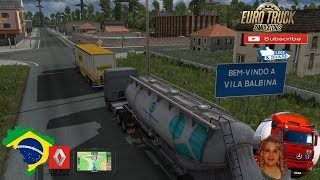 Euro Truck Simulator 2 (1.35) Brazil North Map version 3.0 ETS2 1.35x + DLC's & Mods