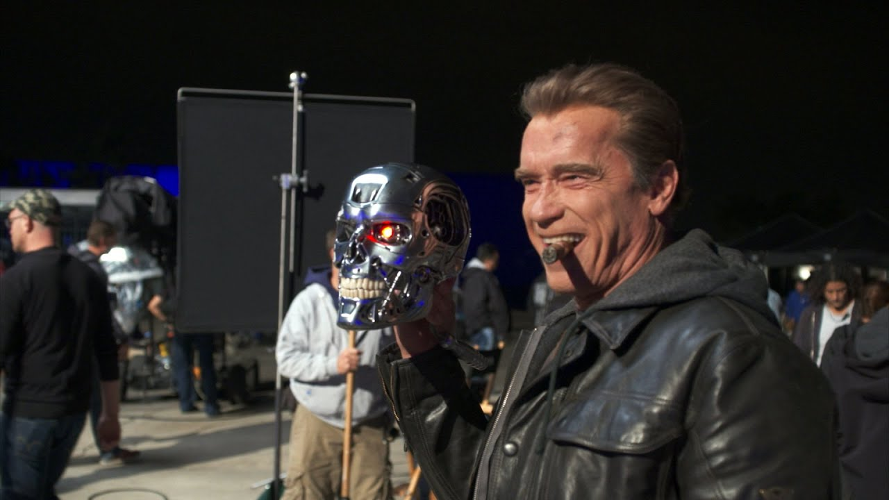 'Terminator Genisys' Behind The Scenes - YouTube