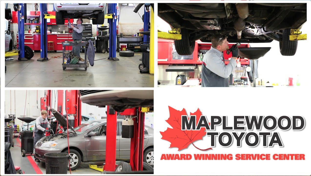 Maplewood Toyota Service Minneapolis Saint Paul Brooklyn Park Bloomington Mn Repair You