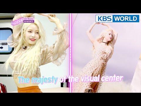 Idol Master - MAMAMOO [KBS World Idol Show K-RUSH3 / ENG,CHN / 2018.03.16]
