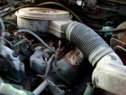 Fl Wiring Diagram 1993 1990 Ford 7 3 Idi Diesel Blow By Test Youtube