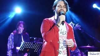 Valerio Scanu - Rinascendo - Rieti 25-06-2016