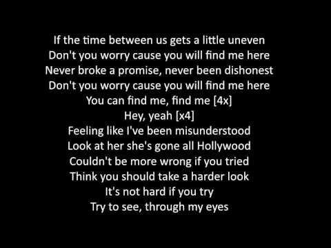 Jess Glynne - You Can Find Me Lyrics