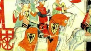 Medieval instrumental music - Emperor Frederick II by Sebastiano Occhino (Middle Ages Music Song)