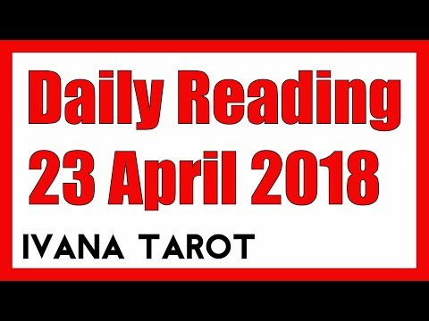 💖  You Will Become Famous - Daily Tarot Reading 23 April 2018