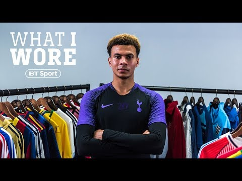 What I Wore: Dele Alli