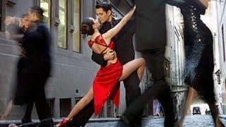 танго на улицах Мадрида( Street Tango ,Madrid)
