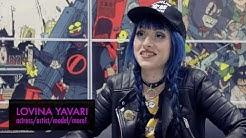"Pink City - ""ARTISTS & FRIENDS"" Lovina Yavari Spotlight"