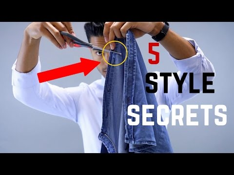 Thumbnail: 5 Secrets Only The Most Stylish Men Know