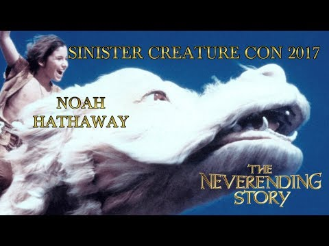 The NeverEnding Story  Noah Hathaway Panel  Sinister Creature Con 2017