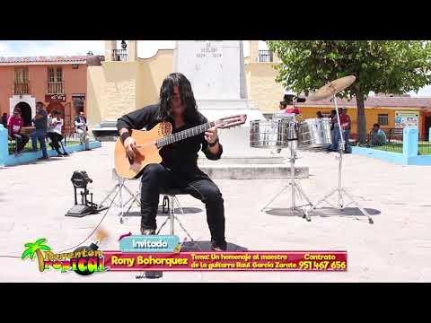 RONY BOHORQUEZ (CHAPEKO) HOMENAJEANDO A LA CANCI�N AYACUCHANA