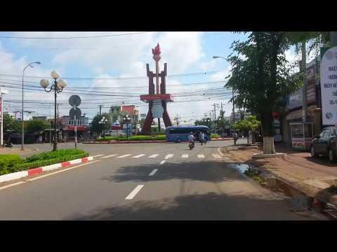 Thị Trấn Ngãi Giao huyện Châu Đức Bà Rịa Vũng Tàu 2017