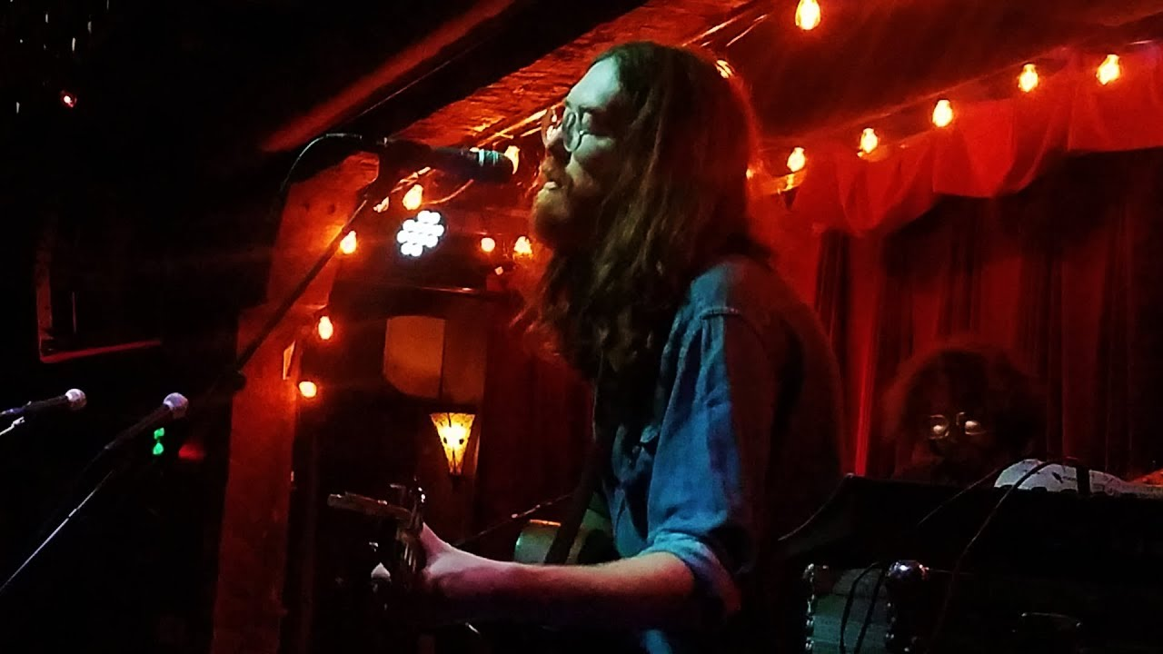 Okkervil River - Live at Colony Cafe (7-18-2019, Woodstock NY)