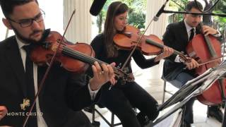 Baixar Ele é Exaltado | Monte Cristo Coral e Orquestra | Quarteto de Cordas Para Casamentos