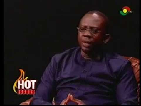 Hot Issues with Mr. Kwame Awuah Darko - 26/4/2014
