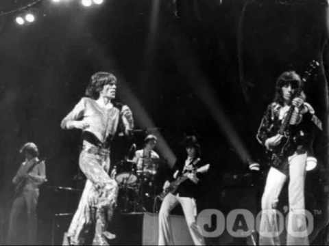 If i was a dancer (dance pt.2) - THE ROLLING STONES - Sucking in the seventies